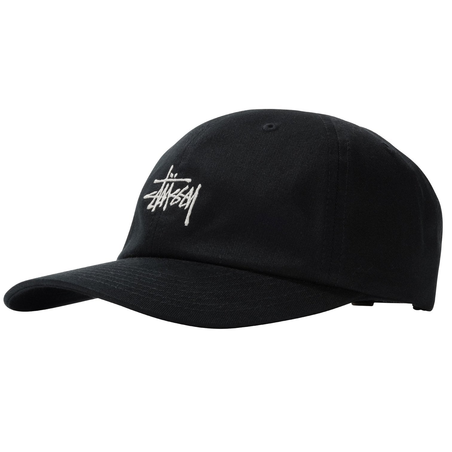 Stock Low Pro Cap Black