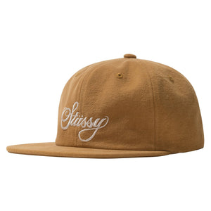 Peached Canvas Cap Gold