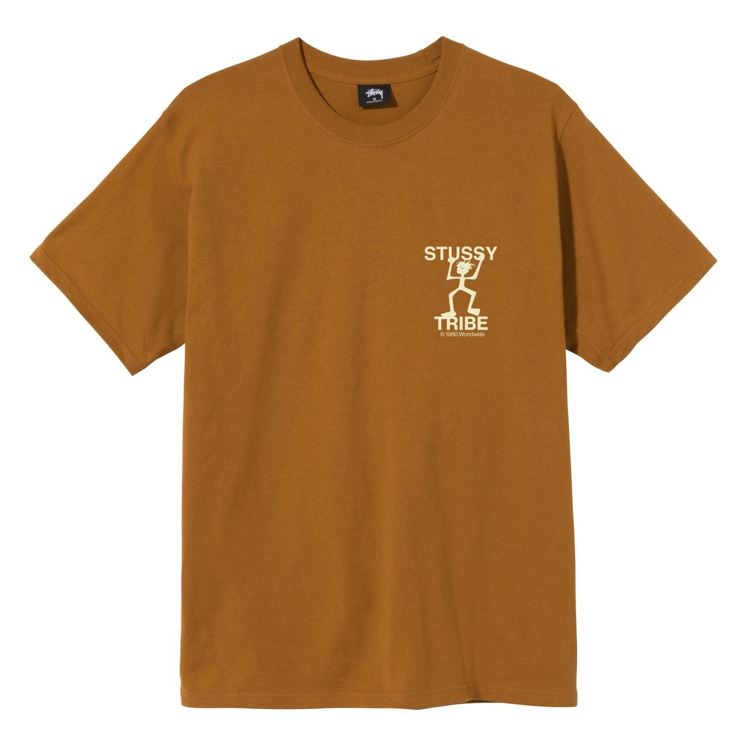 Warrior Tribe Tee Caramel