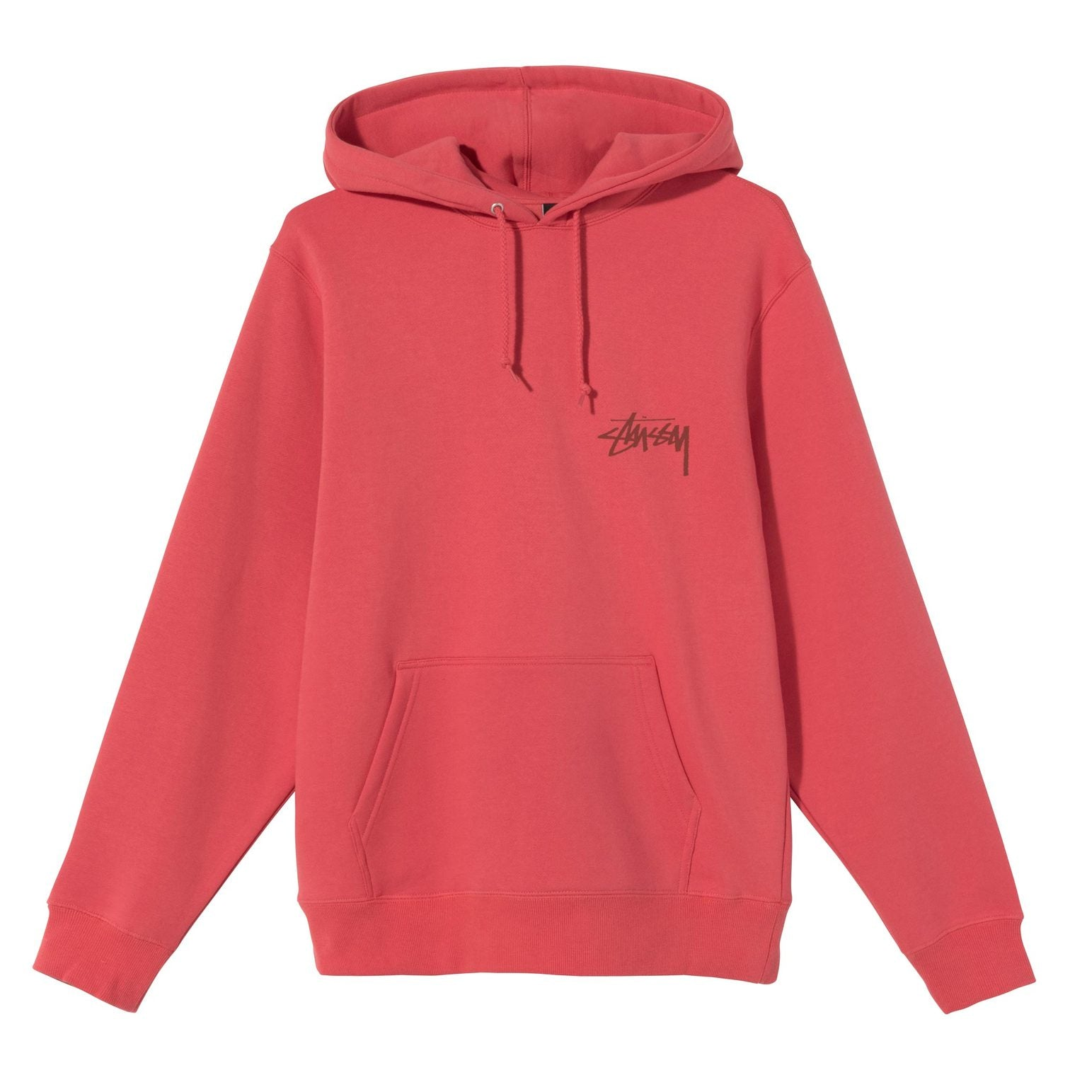Pair Of Dice Hoodie Pale Red