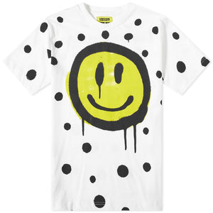 Smiley Vandal Tee White