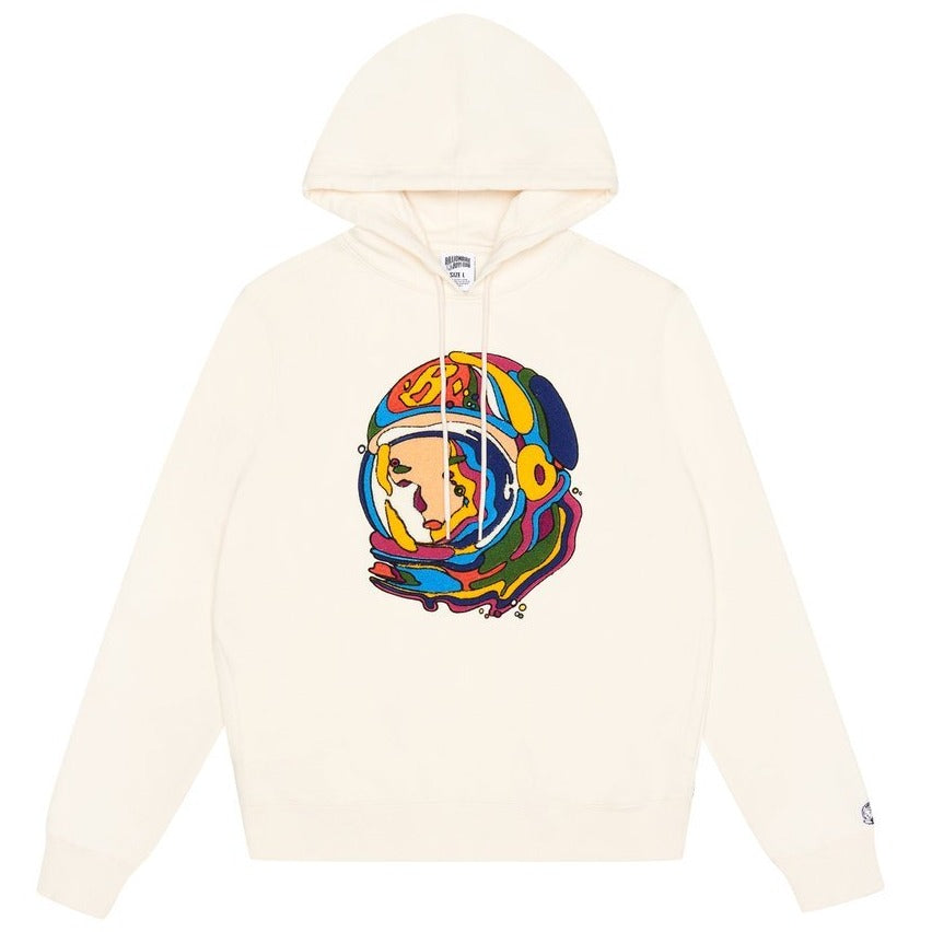 Luminous Helmet Hoodie Whisper White