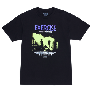Exercise Tee Black