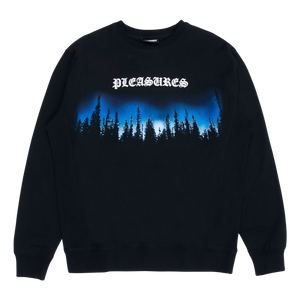 Black Forest Premium Crewneck Black