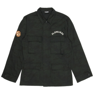 Rhythm BDU Jacket Black