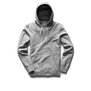 Midweight Pullover Hoodie Heather Grey