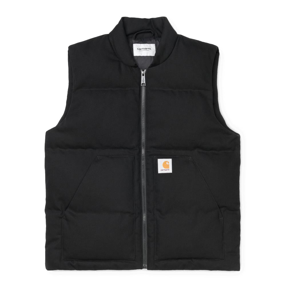 Brooke Vest Black