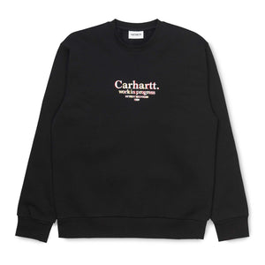 Commission Sweatshirt Black