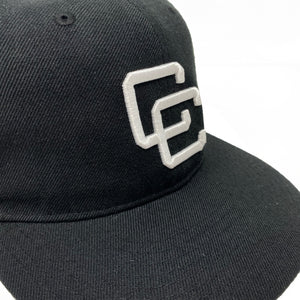 CC Lock Up Cap Acrylic Wool Black