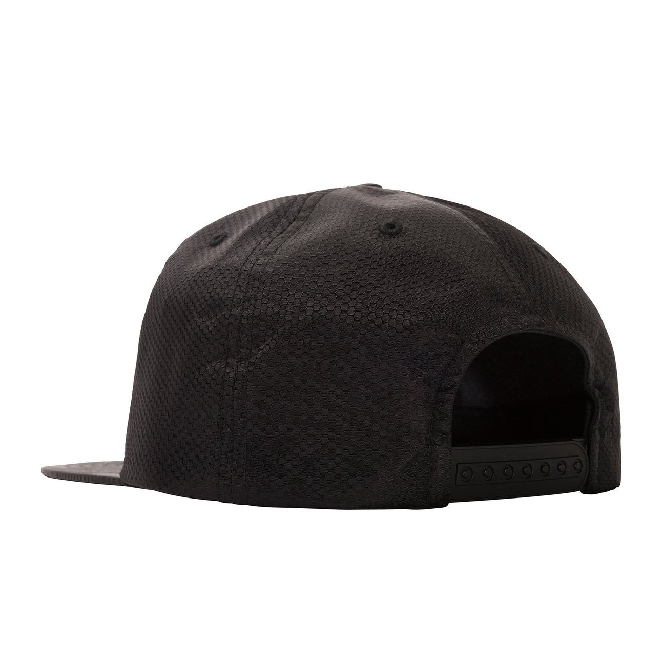 Honeycomb Cap Black