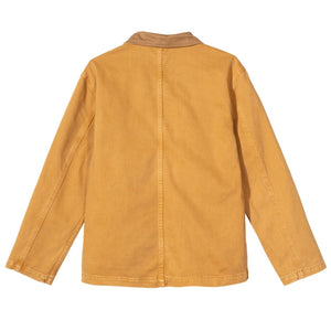 Heavy Wash Chore Jacket Gold