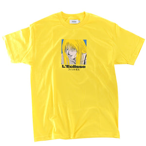 Fitness Tee Yellow