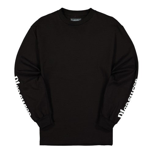 Touch Long Sleeve Black