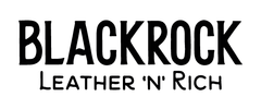 blackrock leather n rich