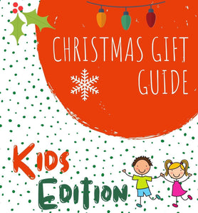 Christmas Gift Guide: Kids Edition