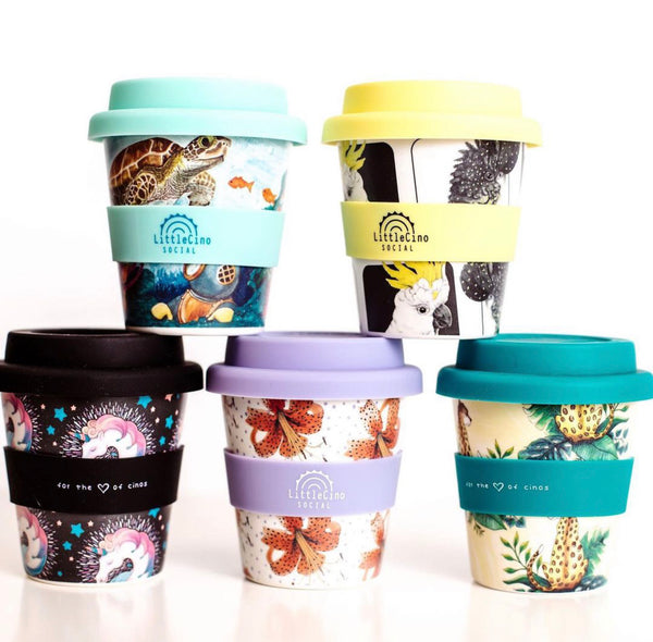Little Cino Keep Cups