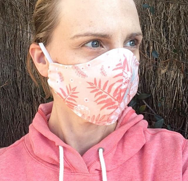 Reusable Fitted Face Masks