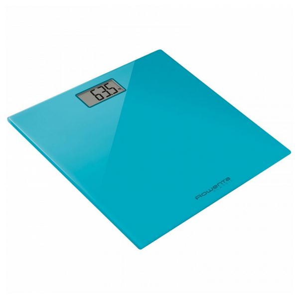 Digital Bathroom Scales Rowenta Classic Turquesa