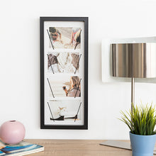 Load image into Gallery viewer, Wall photo frame Elastic Style (4 Photos)