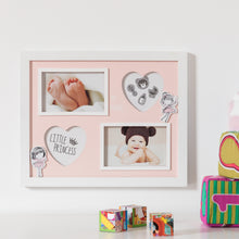 Load image into Gallery viewer, Wall photo frame Little Princess (4 Photos)