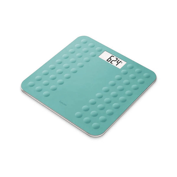Digital Bathroom Scales Beurer GS300 180 Kg Turquoise