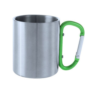 Mug with Carabiner Handle (210 ml) 144509