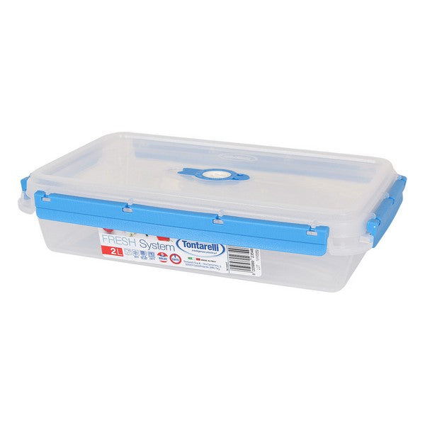 Lunch box Fresh System Tontarelli (19,3 x 28,7 x 6,4 cm)