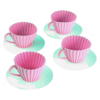 Muffin Tray Silicone (4 pcs)