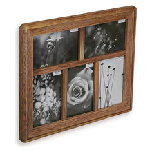 Load image into Gallery viewer, Wall photo frame (2 x 30,5 x 35,5 cm) Wood