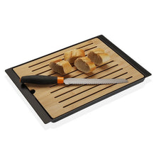 Load image into Gallery viewer, Chopping Board Bamboo (27,2 x 2 x 38 cm)