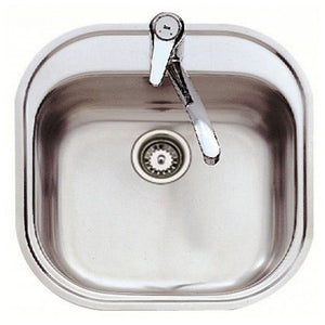 Sink with One Basin Teka 7007 STYLO 1C Stainless steel