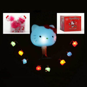 Christmas garland (2 m) Hello kitty Multicolour