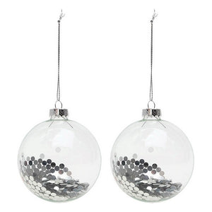 Christmas Baubles (2 pcs) 119803