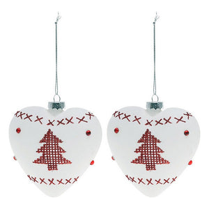 Christmas Baubles (2 pcs) 119865