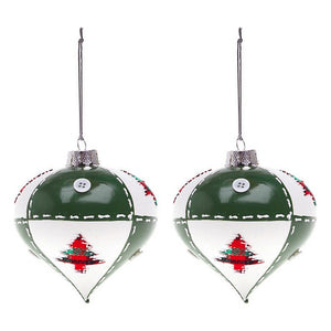 Christmas Baubles (2 pcs) 113732