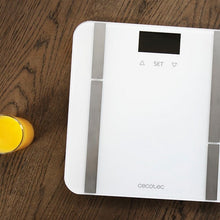 Load image into Gallery viewer, Digital Bathroom Scales Cecotec Surface Precision 9400 Full Healthy