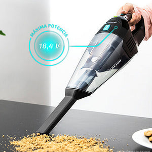 Cyclonic Hand-held Vacuum Cleaner Cecotec Conga Immortal Extreme 0,5 L 18,4V Black