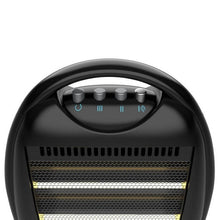 Load image into Gallery viewer, Halogen Heater Cecotec Ready Warm 7100 Quartz Rotate 1200W Black