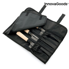 Load image into Gallery viewer, Set of Japanese Knives with Carrying Cover Damas·q InnovaGoods 4 Pieces