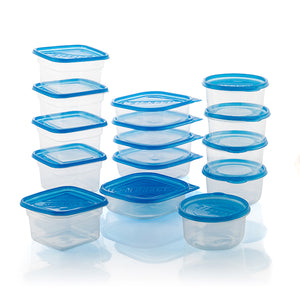 Set of lunch boxes Eh 15 Pieces