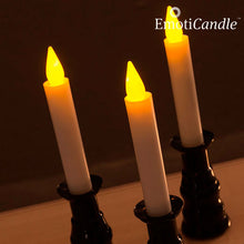 Load image into Gallery viewer, EmotiCandle Romantic Ambiance LED Candles (pack of 3)