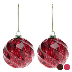 Christmas Baubles (2 pcs) 112537