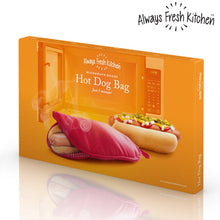 Load image into Gallery viewer, Always Fresh Kitchen Microwave Hot Dog Cooking Bag