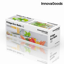 Load image into Gallery viewer, InnovaGoods Fridge Eco Balls (pack of 3)