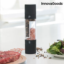 Load image into Gallery viewer, InnovaGoods 2 in 1 Salt and Pepper Mill
