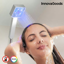 Load image into Gallery viewer, InnovaGoods Square Eco LED Shower