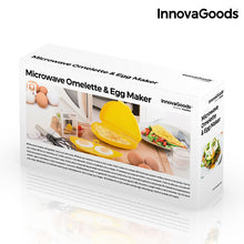 Load image into Gallery viewer, InnovaGoods Microwave Omelette & Egg Maker