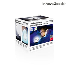 Load image into Gallery viewer, InnovaGoods Rechargeable Silicone Lamp Panda