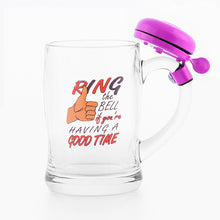 Load image into Gallery viewer, Beer Mug with Bell