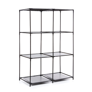 Oh My Home Metal Shelving Unit (8 Shelves)